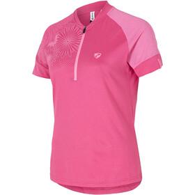 Ziener Caiti Jersey Dames, pink blossom